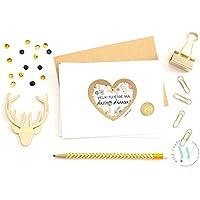 Carte à Gratter Carte à Personnaliser Demande de Témoin Cadeau Mariage Will you be my bridesmaid Demoiselle Honneur