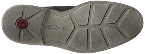 ECCO Findlay, Stivali Chukka Uomo Grigio(Moonless/Walnut 58975)