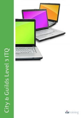 City & Guilds Level 3 ITQ - Unit 325 - Presentation Software Using Microsoft PowerPoint 2010 (City and Guilds Itq) by CiA Training Ltd (31-Jul-2012) Spiral-bound
