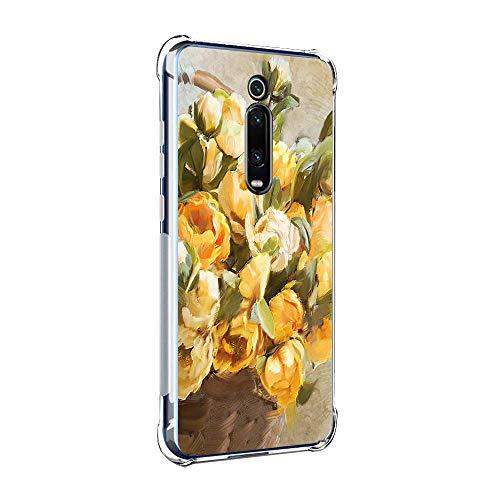 Funda Compatible con Xiaomi Mi 9T Carcasa Shell Ultra Slim Antiarañazos Gel de Silicona Cubierta Protectora a Prueba de Polpes para Xiaomi Mi 9T Telefono (8, Xiaomi Mi 9T)