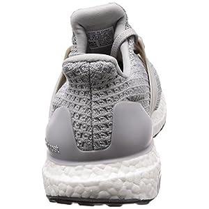 adidas Ultraboost, Zapatillas de Entrenamiento para Hombre, Gris (Grey F17/Grey Two F17/Core Black), 43 1/3 EU