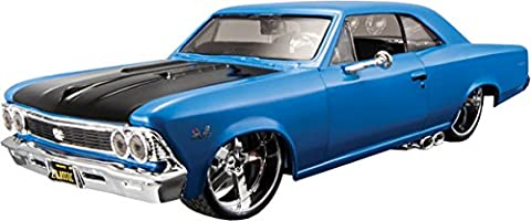 Chevrolet Chevelle 396 Maisto 1966 Customised Model 1:24 Scale Diecast Car Toy