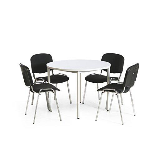 l-Kombination (Runde Rollenden Tisch)