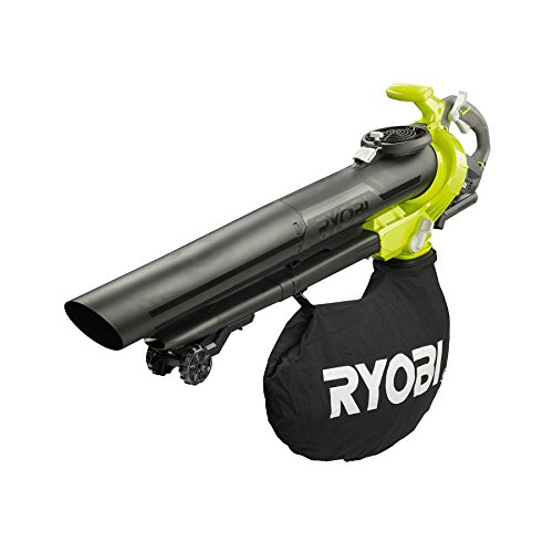 Ryobi RBV36B RBV36B-Aspirador, soplador, triturador 36 V, sin batería