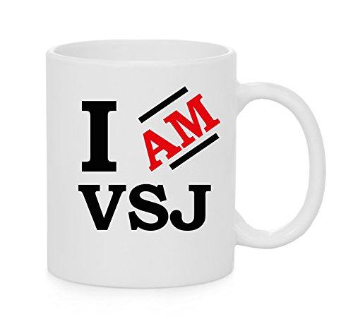Ich bin VSJ Offizielles Tasse