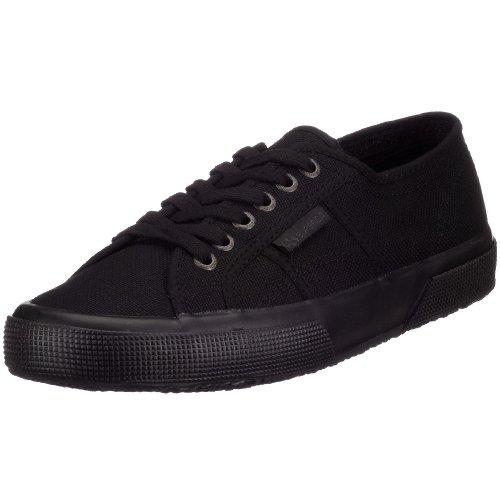 Superga 2750 Cotu Classic S000010, Sneakers Unisex - Adulto, Nero (997), 46 EU (11 UK)