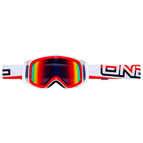6026-101 - Oneal B3 Goggles Flat Orange
