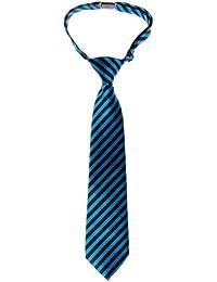 Retreez Jungen Gewebte vorgebundene Krawatte Gestreifte