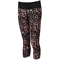 Ronhill Wmn's Momentum Crop Tight Legginghose, Damen