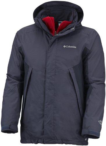 Columbia Herren Sestrieres Interchange Jacke, LIndia - Resistent Kleidung Kälte