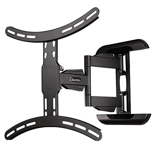 Hama TV-Wandhalterung Fullmotion, neigbar, schwenkbar (vollbeweglich), für 81 - 165 cm Diagonale (32 - 65 Zoll), für max. 35 kg, VESA bis 400 x 400, schwarz
