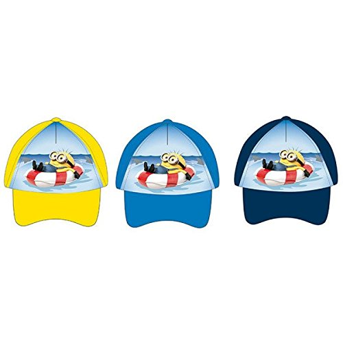 Gorra Minions At the Sea surtido