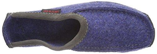 Pantofole Per Acqua Piatta Unisex-adulto Blu (jeans / 527)