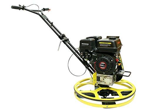 Varan Motors BP-S60L Flügelglätter, Betonglätter 60cm Motor Loncin 200F zum Glätten von Estrich / Beton - 2