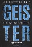 Image of Geister: Ein Jo-Lasker-Thriller