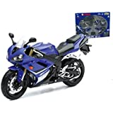 Kit para montar Yamaha YZF-R1 escala 1:12 New-Ray