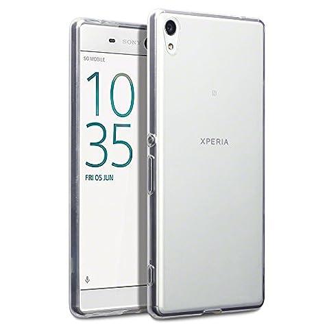 Sony Xperia XA Ultra Hülle, Terrapin TPU Schutzhülle Tasche Case Cover für Sony Xperia XA Ultra Hülle Transparent
