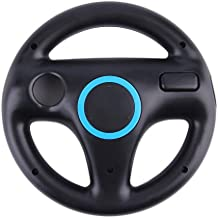 Childhood Game Racing Steering Wheel for Nintendo Wii Mario Kart Remote Control