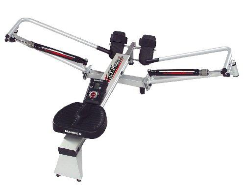 Hammer Rudergerät Rower Cobra, 150 x 166 x 50 cm