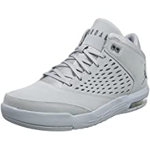Nike Jordan Air Deluxe, Zapatillas de Deporte para Hombre, Rojo/Blanco/Negro (Gym Red/White-Black), 45 1/2 EU