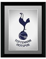 """8 x 6 Picture - Tottenham Hotspur F.C """"Crest"""""""