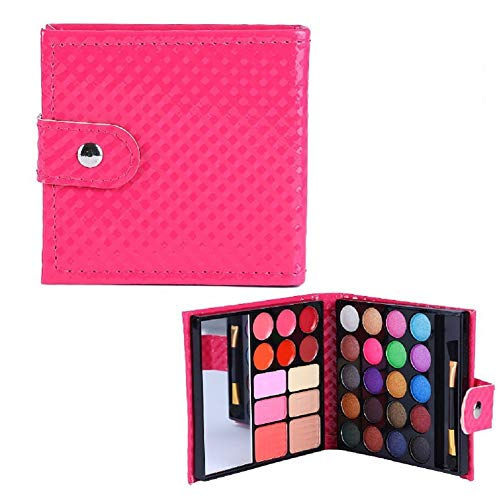 Make-up-Kit Naisicatar Tragbare Mädchen 20 Lidschatten / 3 Blush / 6 Lipgloss / 3 Bronzing Powder...