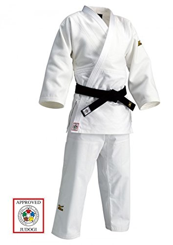 Judogi MIZUNO YUSHO III weiss, IJF, red label, 170 (3.0)
