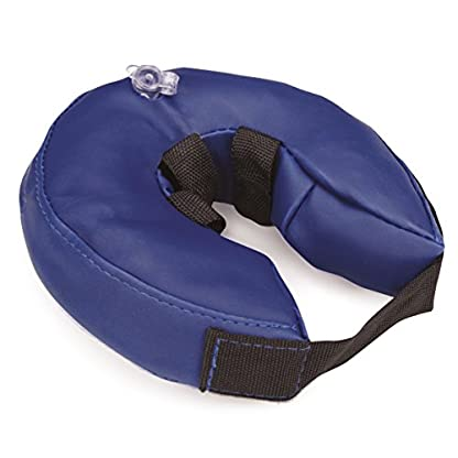 Total Pet Health Inflatable Dog Collars - Veterinarian-Approved Collars Designed to Prevent Pets from Scratching and… 3