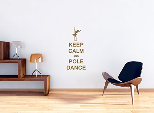 ance Wandtattoo Format: 600x262 mm_b Wandbild, Wandaufkleber, Wandsticker Dekoration für Wohnzimmer, Schlafzimmer und Kinderzimmer (Dessous-party Dekorationen)