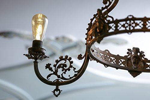 OSRAM LED Vintage Edition 1906 / LED-Lampe in Edison Form mit E27-Sockel / Nicht Dimmbar / Ersetzt 35 Watt / Klar / Warmweiß – 2700 Kelvin / 1er-Pack - 7
