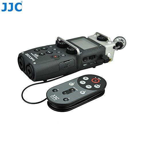 JJC sr-rch5anti-shake telecomando con cavo per zoom H5Handy Recorder--sostituire Zoom RCH5