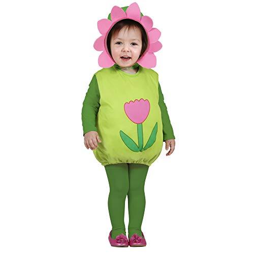 Widmann - Kinderkostüm Blume (Sonnenblume Kostüm Für Kleinkind)