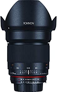 Rokinon 24mm f/1.4 Aspherical Wide Angle Lens none اسود