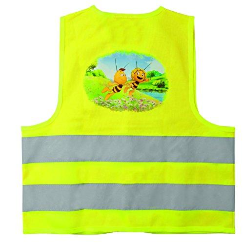 Preisvergleich Produktbild Biene Maja Warnweste für Kinder 3-6- Jahre