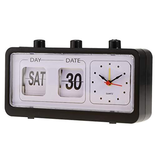 2ebb5983b Comprar al MEJOR PRECIO · Homyl Flip Reloj Despertador Digital Tipo Flip  Gran