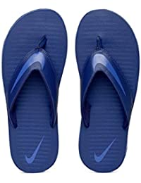 Nike Men's Chroma Thong 5 Blue Slippers