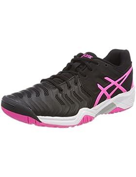 Asics Gel-Resolution 7 GS, Zapatillas de Tenis Para Niños