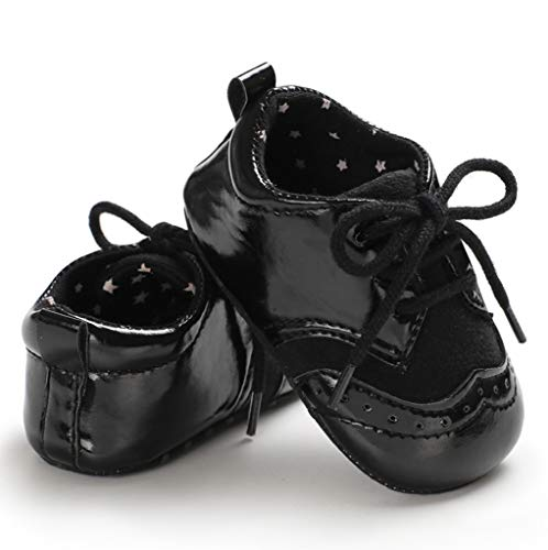 TeasyDay Sportschuhe Jungen MäDchen, Neugeborene Babys vor Walker Schuhe, Rutschfester Soft-Sohle-Sneaker für Kinder Geschenk für Kind -