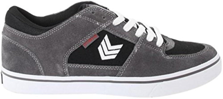 Vox Skateboard Schuhe Smith Trooper Black/Grey  Billig und erschwinglich Im Verkauf