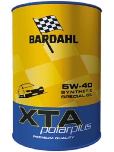 BARDAHL XTA POLARPLUS 5W40 Olio motore 100% SINTETICO 1 LITRO