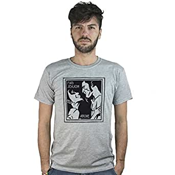 T-Shirt Rock Above, Maglietta Musica Supergruppo Seattle G
