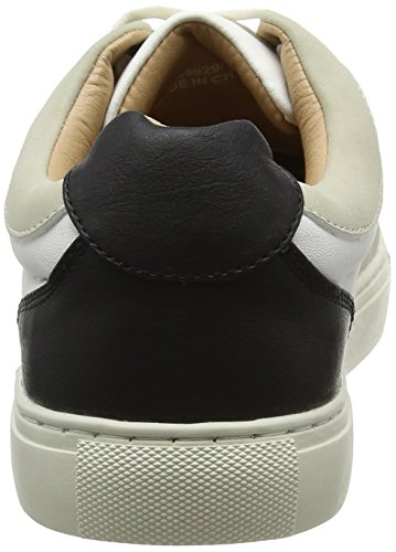New Look Contrast Fashion, Sneakers basses homme White (white/10)