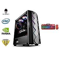 DASEEN GAMING PC CPU i5,i7/GTX1650,GTX1660,RTX2060,RTX2070S,RTX2080S/256G,512G SSD+1TB HDD/RAM 8G,16G,32G,64G.NEW MODEL COMPUTER DESKTOP (CPU i5 9400/RTX1650 4G/256 SSD+1TB HDD, RAM 16GB)