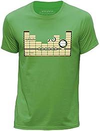STUFF4 Men's Round Neck T-Shirt/Equalizer/Amplifier/CS