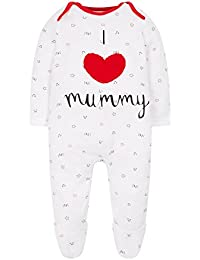 Mothercare Mummy & Daddy, Body Unisex niños