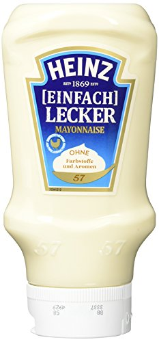 Heinz Einfach Lecker Mayonnaise, 400 ml
