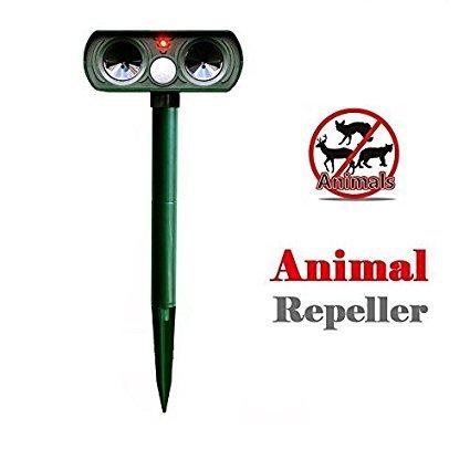 Haustierabwehr Wildtierabwehr Tier Vertreiber für Farm Garten Haus