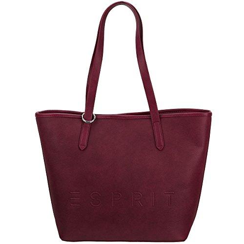 Shopper Esprit Tasche Red cm 30 T4w14dq