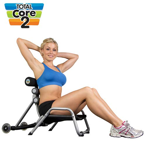 Total Core Panca per Addominali 2 Visto in TV - Attrezzo Fitness specifico per Addominali