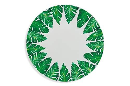 Galileo Casa 2423665 dessous de plat, plastique, vert